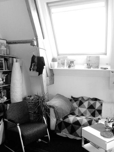 Monochrome Home Blackandwhite Interior Design Everyday Joy Chilling