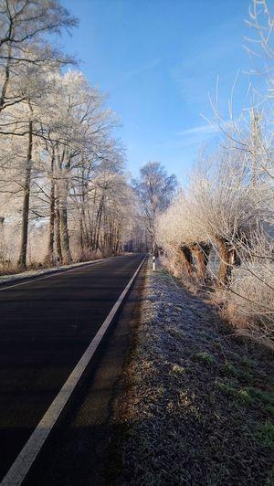 Pixelated Road