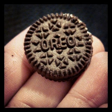 It's so cute, Myweakness Minioreo Yummygoodness  Yummy Heaven Minitreat Instadaily Followforfollow Igroftheday Instadaily Photooftheday Pic Sweets Tiny Desserts Delicious Nomnomnom