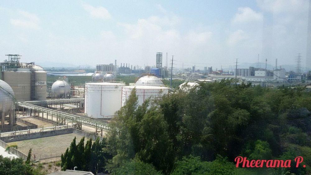 See View:Map Ta Phut Industrial Estate,Rayong. Landscape,. Thailand_allshots EyeEm Thailand.