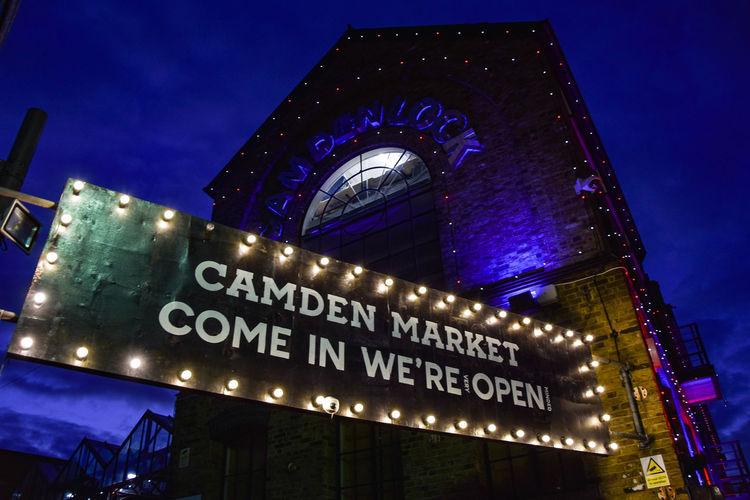 Camden Town -