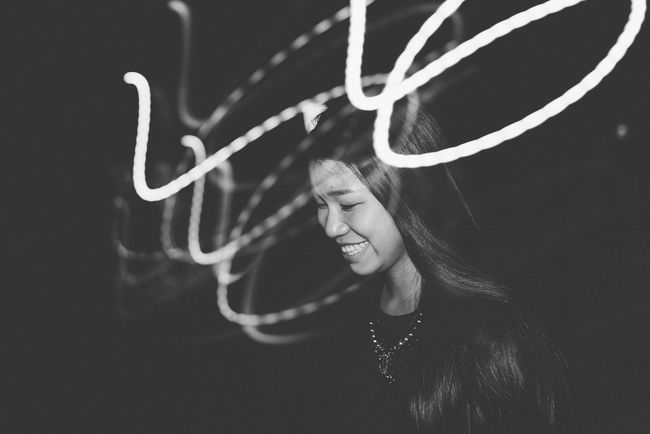 Blackandwhite Portraits Bnw_life Bnw Blackandwhite Photography Neon Lights Lights All The Neon Lights Showcase: January Learn & Shoot: After Dark Photography In Motion