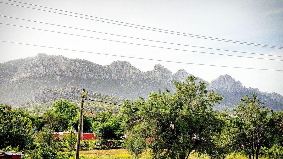 Turkey Türkiye Denizli Besparmakdaglari Mountain Mountains Dağ First Eyeem Photo