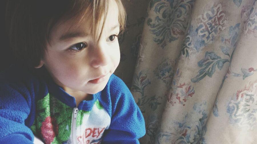 Too Cute! My Baby Cousin ❤ Sebastian