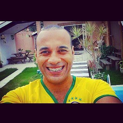 Tudo Pronto!! BrasilxCamarões Hojetem PraFenteBrasil Rumoaohexa SomosUmSó VaiBrasil CopadoMundo JuntosNaCopa 200Milhões EmBuscadoHexa SeleçãoBrasileira OusadiaEAlegria CaracaMuleke FaeldiSampa CopadoMundo2014 WorldCup2014 Adidas Nike FifaWorldSoccer14 EntreOutrasMilÉsTúBrasil Maceió Alagoas Brasil World Soccer Brazil Amazing Instagood