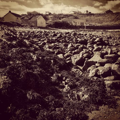 No People Outdoors Nature Rock - Object Landscape Day Sky Beauty In Nature low tide, rocks, costal
