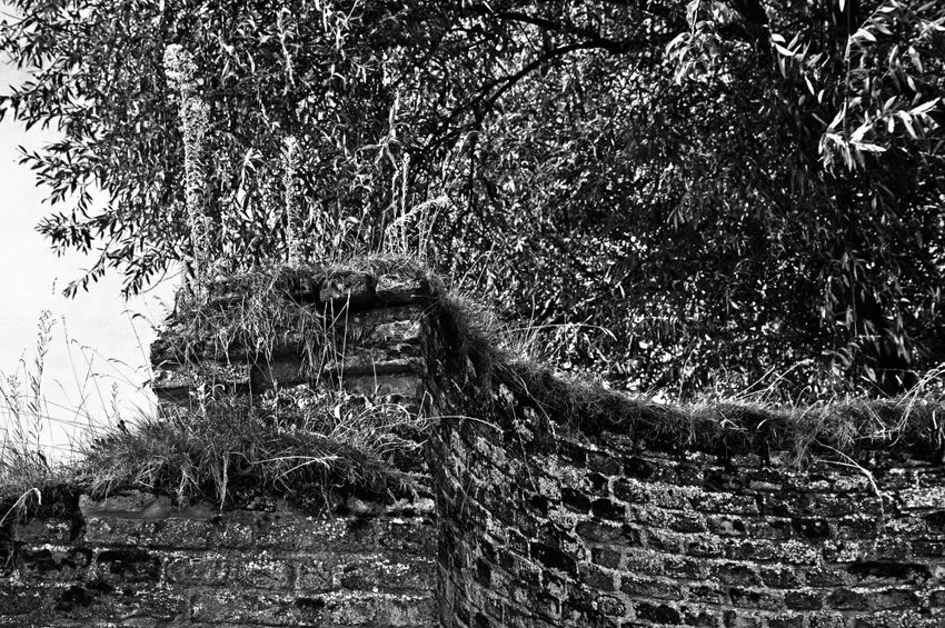 City wall Monochrome Blackandwhite Black And White Bw_collection