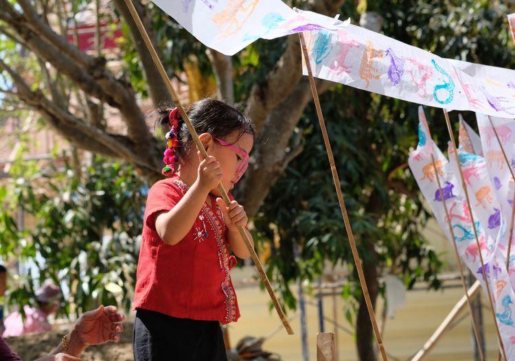 Photo taken in Lampang, Thailand