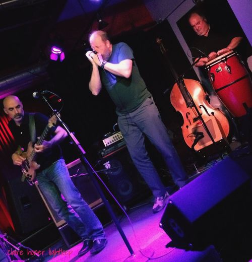 The Little Red Rooster Blues Band Thursday Blues Jam