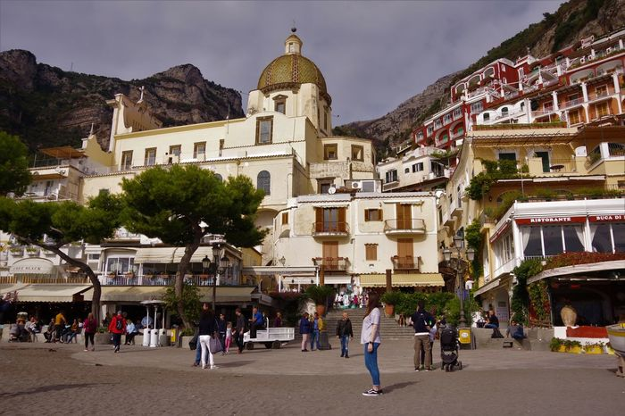 Amalfi Coast Beach Life Church Holiday Holidays Holidays ☀ Positano, Italy Relaxing Travel Travel Photography Traveling Travelling Beach Beach Day Church Dome Costiera Amalfitana Outdoors People Positano Relaxing Moments Relaxing Time Travel Destinations Traveller Tree