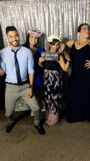 🖖🏽💍 IfYouLikeItThenYouShouldaPutARingOnIt Allthesingleladies Teambride Weddingday  Peoplestillgetmarried
