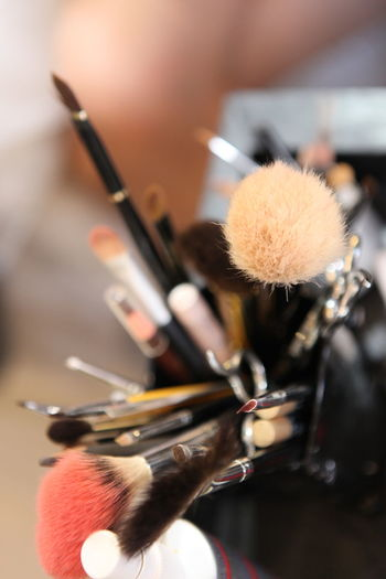 Tools for make-up artist Close-up Make-up Brush Make-up Make Up Salon Bautiful Beauty Brush Brushes Make Up Brushes Tools Make Up Tools Makeup Makeupartist