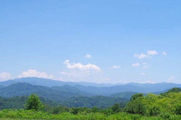 Backside Of The Smokies Beauty In Nature Mountain Range Nature No People Smokey Mountains
