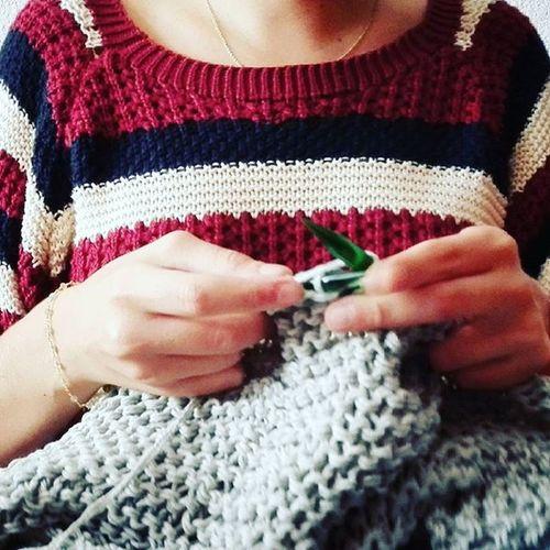 Tricot Love Yarn Knit Knitting Handmade Tatapatata Senshoku Drops Dosagujas