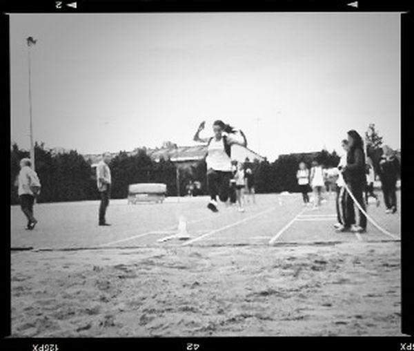 l'athlétisme, tout une passion.
