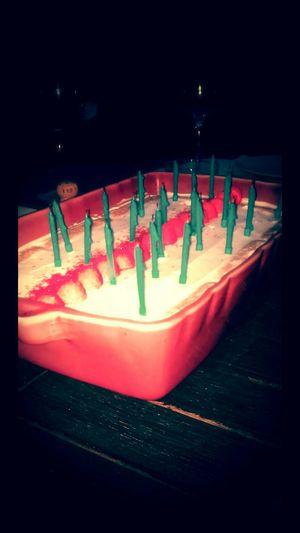 Notes From The Underground Birthday Cake Tiramisu Strawberry