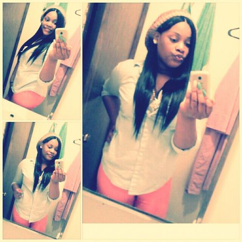 , pretty in pink. ♥
