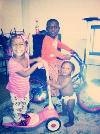My bad ass kids