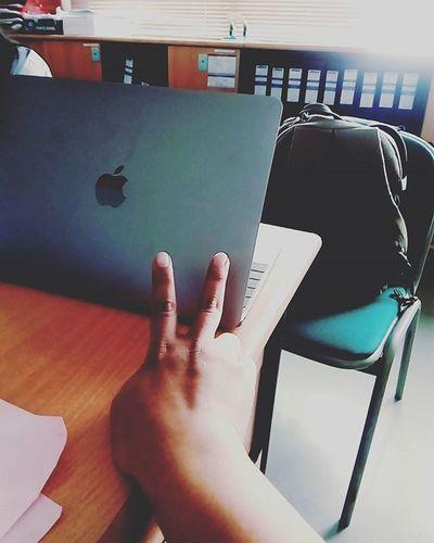 New 😘😍 MacBook Apple Laptop Newapple Newmacbook Slimmacbook MacBookPro