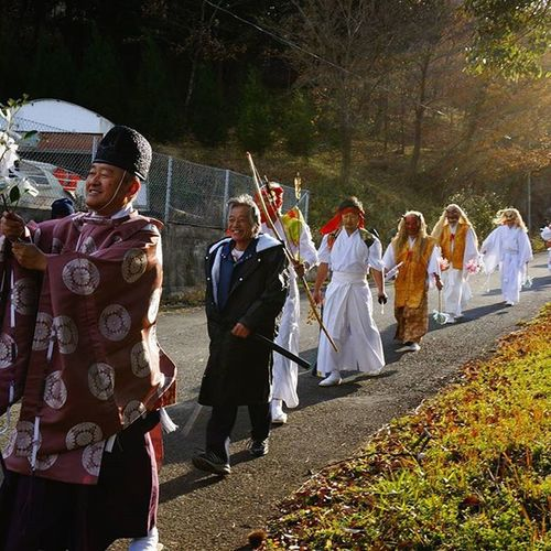 Japan Japaneseculture Miyazaki Takachiho Kagura Yokagura Gods Smile Shrine Start Sunshine Beautiful 高千穂 神楽