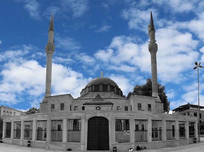 Beylerbeyicamii Beylerbeyi Istanbul Turkey Mosque Camii