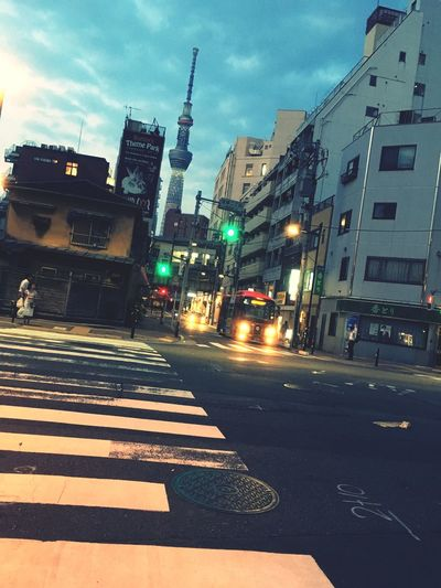 Hello World EyeEm Best Shots EyeEmBestPics Tokyo Night Photography Skytree Tokyo Sky Tree Light And Shadow