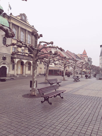 Building Exterior Built Structure Architecture Outdoors No People Sky Day Market Pszczyna Poland 💗