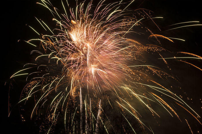 New Year's Eve fireworks Fireworks New Year's Eve New Year's Day New Year's Rocket New Year New Year's Fireworks Abstract Anniversary Arts Culture And Entertainment Celebration Exploding Exploding Fireworks Firework - Man Made Object Firework Display Glowing Illuminated Long Exposure Low Angle View Motion Night Outdoors Pyrotechnics