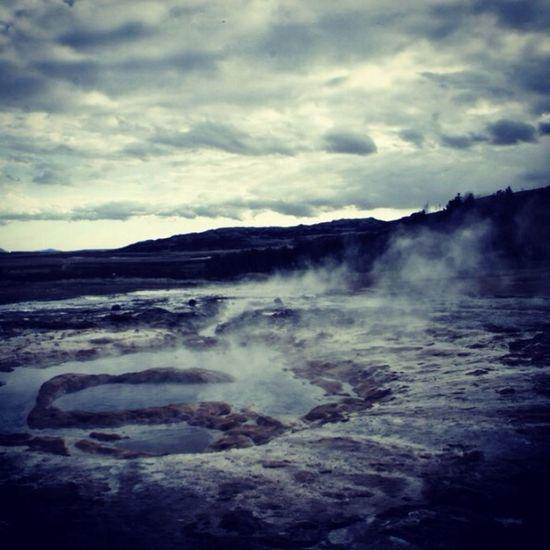 Iceland Nature Landscapes Travel Wildlife & Nature Travel Photography Landscape Geyser Exploring New Ground