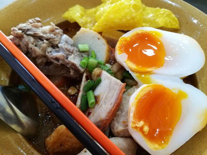 EyeEm Selects Food Egg Ready-to-eat Chopsticks Egg Yolk Close-up
