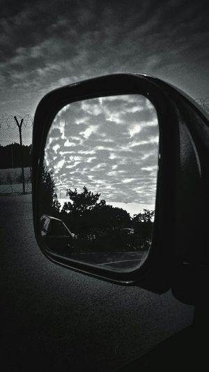 Shades Of Grey TXLove Clouds And Sky Mirror From My Car Blackandwhite EyeEm Best Shots AntiM The Traveler - 2015 EyeEm Awards The Great Outdoors - 2015 EyeEm Awards