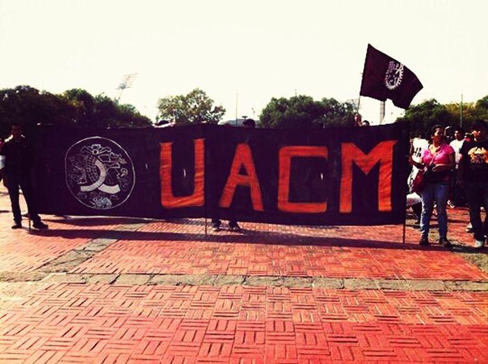 Universidad Autónoma de la Ciudad de México presente. Ciudad Universitaria Ciudad De México UNAM UACM