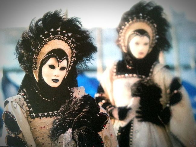 Taking Photos Mask_collection Carnevale Di Venezia Venezia Carneval Mask Enjoying Life my lovely Mother 💜