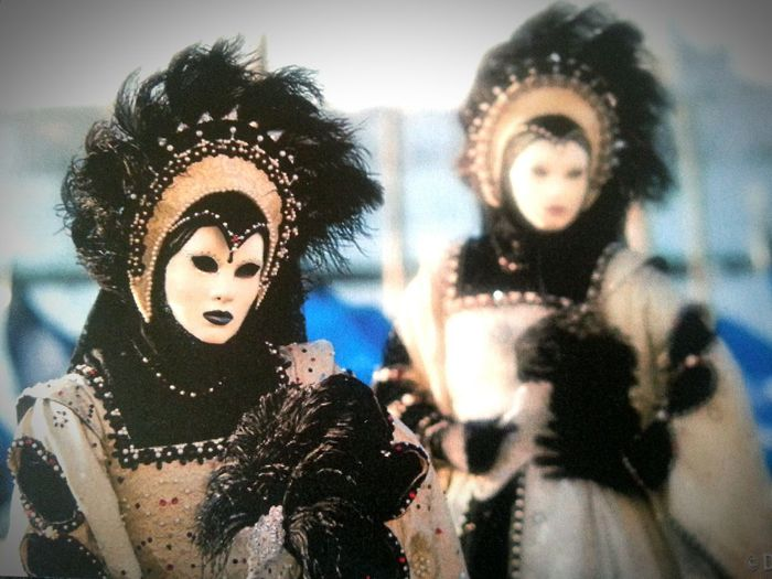 Taking Photos Mask_collection Carnevale Di Venezia Venezia Carneval Mask Enjoying Life my lovely Mother 💜