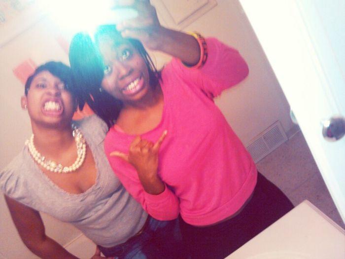 my Bestfriend & I