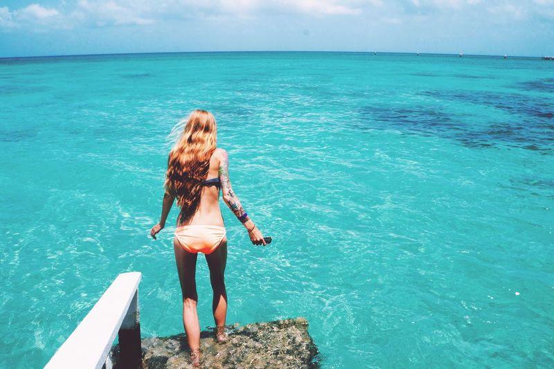 Run Jump Jumping Running Ocean Ocean View Love Girl Woman Woman Portrait Pretty Beautiful Water Swimming Swim Womancrushwednesday Amazing Ocean Life Oceanside Ocean❤ Oceanview Travel Vacation Traveling Vacations