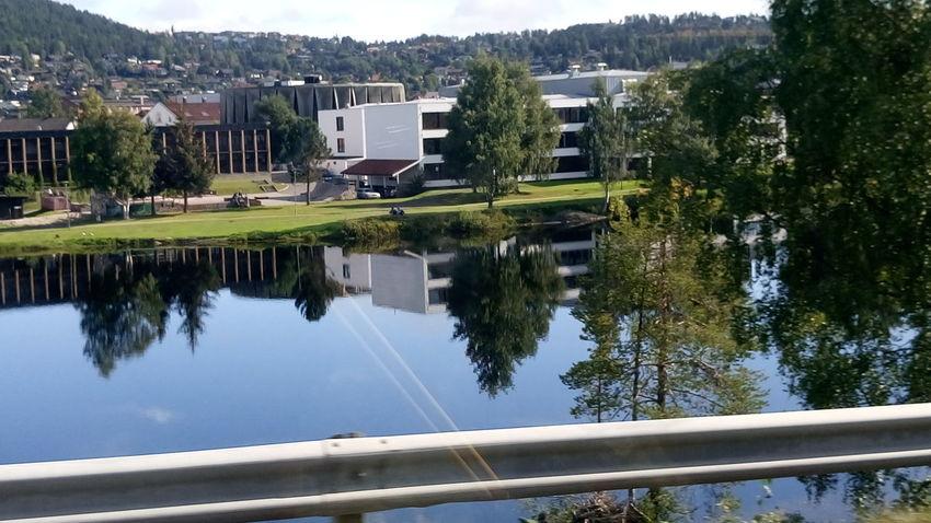 Kongsberg, Norway. 23.8.16.