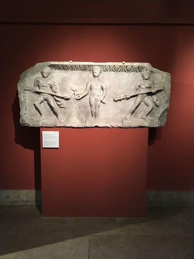 Red No People Indoors  Day Museum Pergamon Pergamon Museum Pergamonmuseum Berlin Ancient Exhibition Exhibit  Art Old Antique Art Piece Gallery