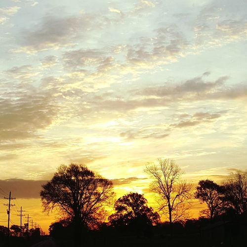 Cloud - Sky Outdoors Nature Louisiana Beauty In Nature Louisianaphotography Louisiana Skies Eye Of Ky Lovely Louisiana Nature Sky Good Morning