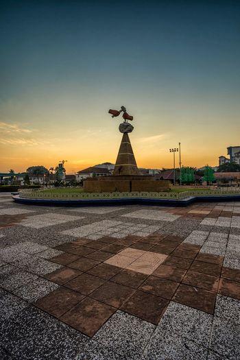 the landmark of