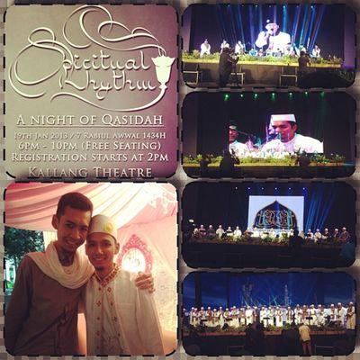 Awesome 19 January 2013.. AJIBBBB... Alhamdulillah.. Walimahseries