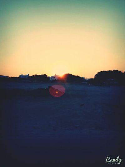 Akşam Güneşi Güneşin Batışı Mükemmelötesi