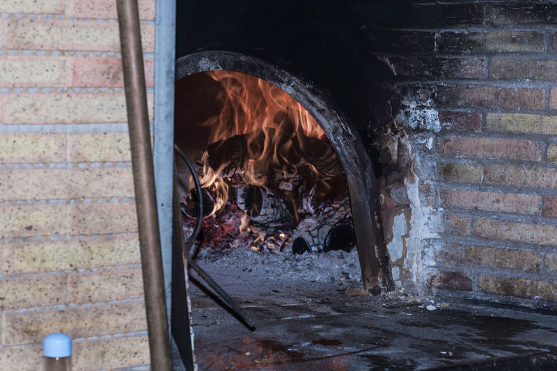 Bakery Oven OvenBaked Pizza Time Bread Close-up Day No People Outdoors Oven Baked Oven Pizza Ovencooking Ovenfood Ovenforpizza Ovens Ovenwood Pizza öventhütte