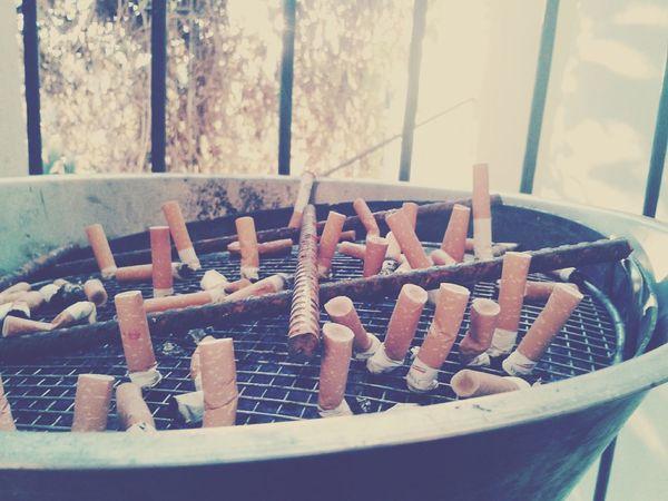 Smoking Kippen ._.