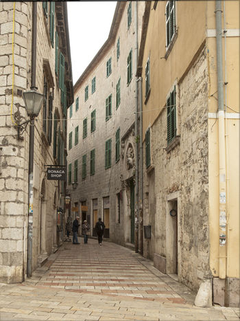 Dubrovnik, Croatia Architecture Building Exterior Built Structure City Day Full Length Men Outdoors People Real People