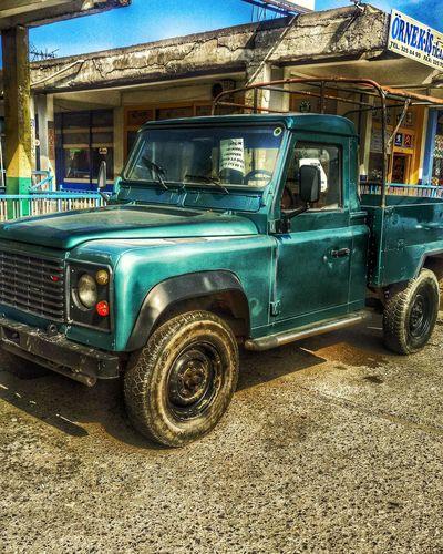 Landrover Defender 1993 Ofroad Car 4x4 Jeep Safari Jeep Jeep Life Nostalgic  Jeep Life ❤ Trekking TakeoverContrast