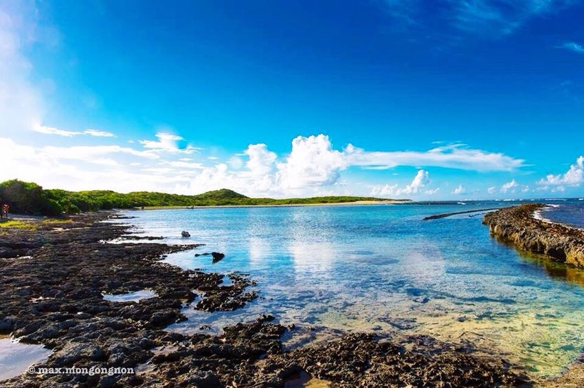 Les Salines Pointe des Châteaux Guadeloupe Beach Blue Water Beauty In Nature Landscape Panoramic Tourism Horizon Over Water Tropical Climate Travel Destinations
