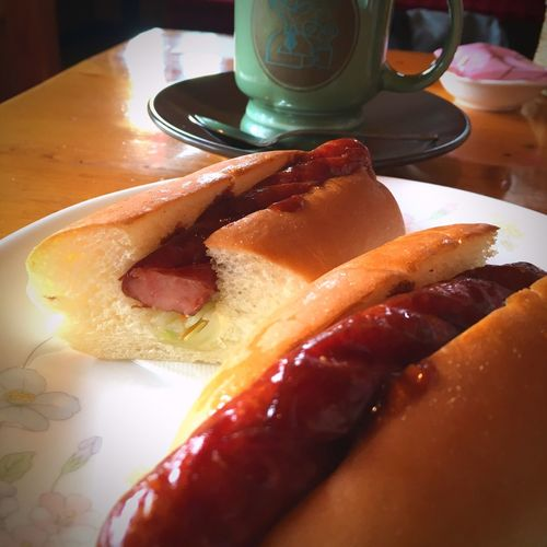 Hotdogs Coffee