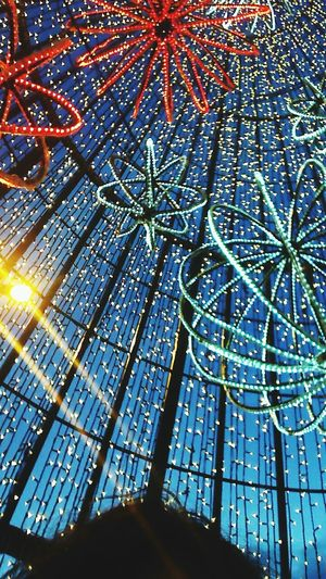 Lights Christmas Red Light Christmas Lights
