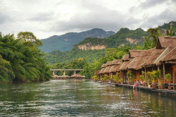 Holiday Relaxing View Thailand_allshots Beautiful Surroundings Thailand Resting Nice Atmosphere SonyNex3 Mirrorless